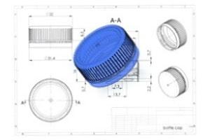 Prototypenfertigung von Spritzgussteilen aus Kunststoff
