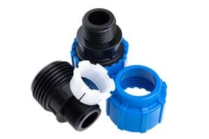 Spritzgussteile aus Mehrkomponenten-Kunststoffen